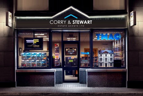 Corry And Stewart Exterior Office